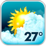 icon Animated Weather Widget, Clock