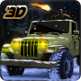 icon Army War Truck Driver Sim 3D