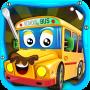 icon School Bus Builder- Car Garage