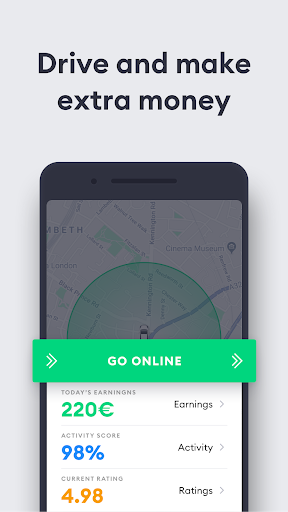 Taxify Driver