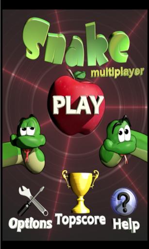 Juego multijugador de serpiente