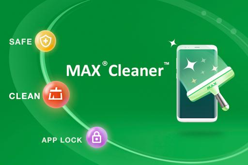 MAX Cleaner - Limpiador de teléfono y antivirus