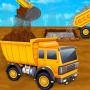 icon Construction Vehicles - Build House & Car Wash