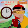 icon Learn Clock with Bheem
