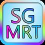 icon Singapore MRT Route