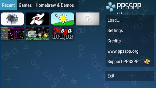 PPSSPP - emulador de PSP