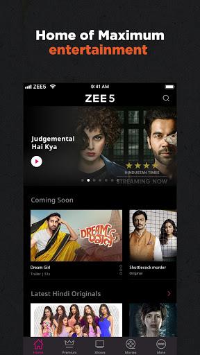 OZEE Free TV Shows Película Música