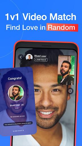 Blued - Chat gay, en vivo, Social