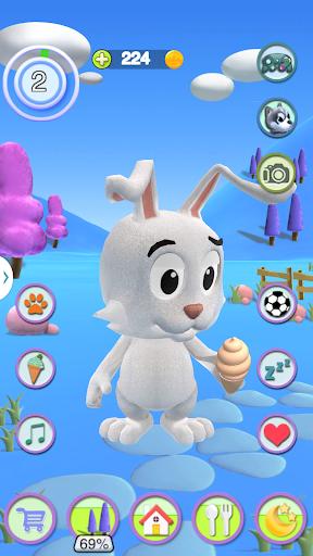 Conejo parlante
