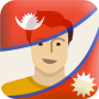 icon Nepal Flag Photo Editor