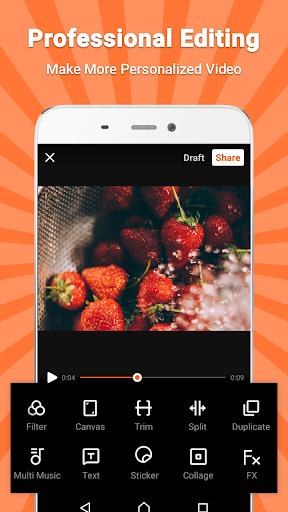 VivaVideo: Editor de video gratuito
