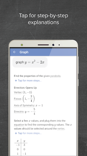 Mathway - Math Problem Solver para Samsung Galaxy S3 ... on
