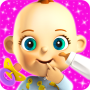 icon Talking Babsy Baby: Baby Games