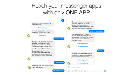 Messenger: todo en uno