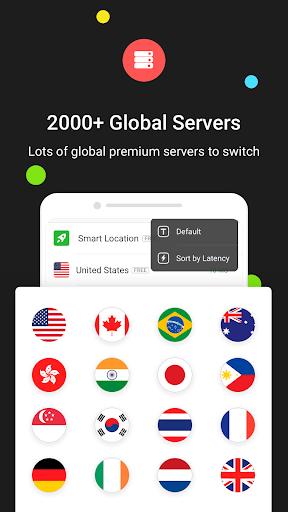UFO VPN - Premium Proxy Unlimited y VPN Master
