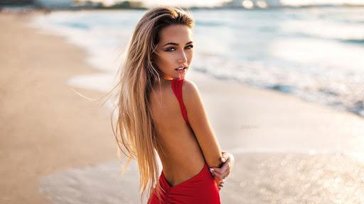 Sexy Model HD Wallpaper