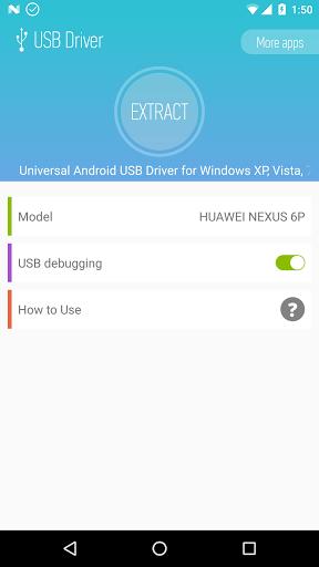 Controlador USB para Android