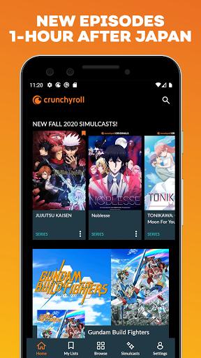 Crunchyroll - Todo el Anime