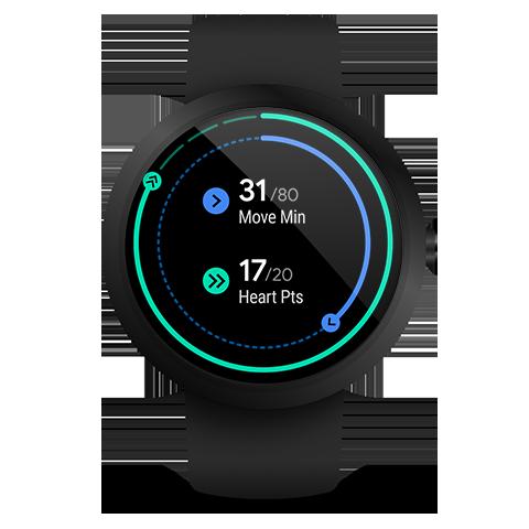 Google Fit: seguimiento de la actividad física