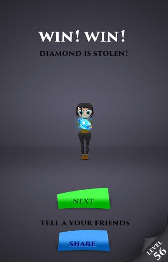 Robar Diamante