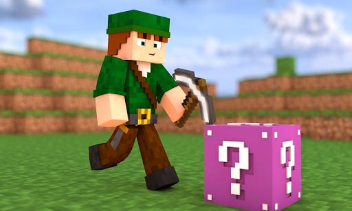 Lucky Cube Mod para MCPE