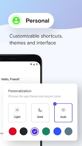 Opera Mini: navegador web rápido