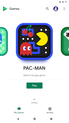 Juegos de Google Play