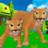 icon Cougar Simulator: Big Cat Family Game 1.03