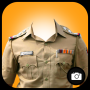 icon Police Suit Photo Maker (Man)
