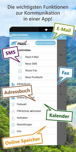 correo de mail.de