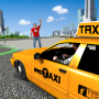 icon City Taxi Driver sim 2016: Cab simulator Game-s