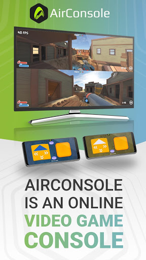 AirConsole - Game Console