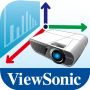 icon ViewSonic Projector Distance