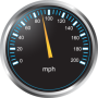 icon Speedometer : What Is My Speed