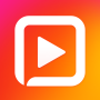 icon Video Maker & Photo Slideshow, Music - FotoPlay